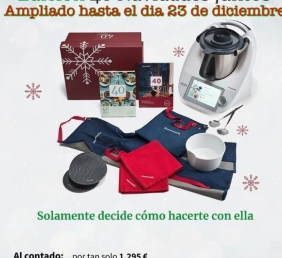Thermomix® SIN INTERESESSSSSS