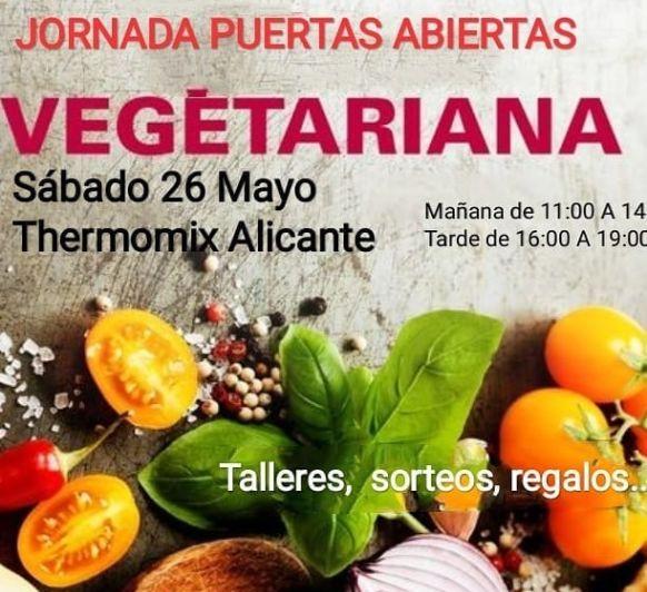 Taller comida vegetariana