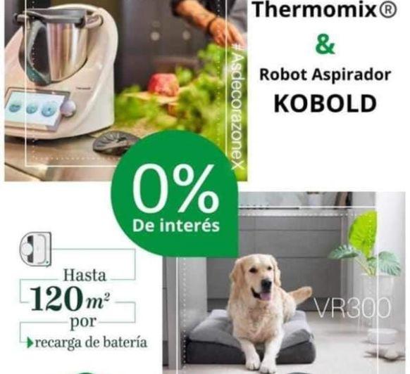 Thermomix® + aspirador kobol