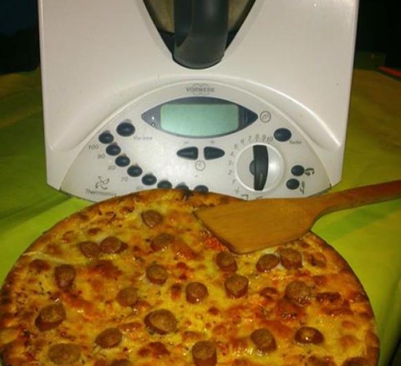 Pizza rápida.aq