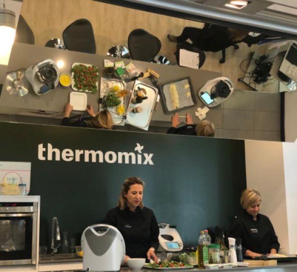 CLASES DE COCINA NAVIDAD CON Thermomix®