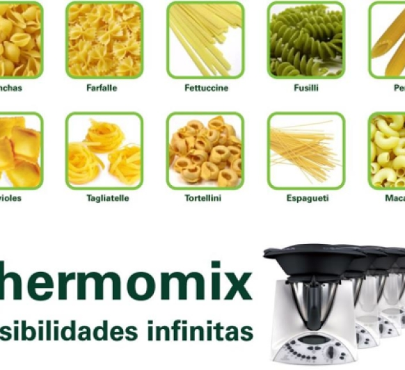 Cocer pasta en Thermomix®