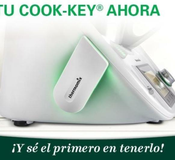 Cook-key® El futuro ya está aquí!!!