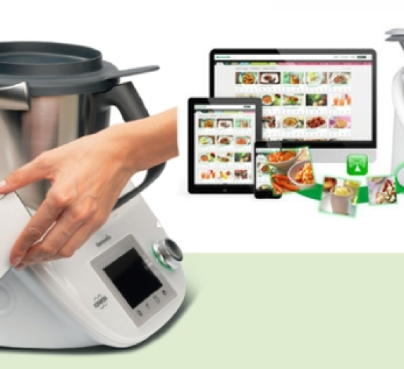 thermomix + cook key