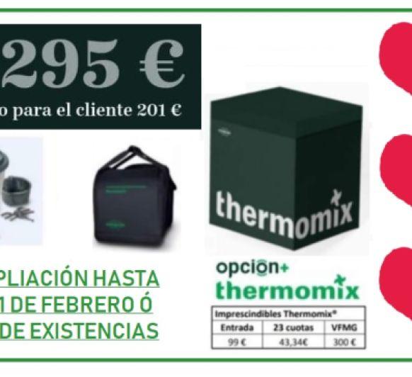EDICIÓN IMPRESCINDIBLES Thermomix® TM5