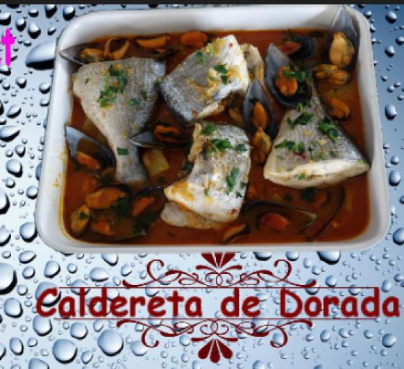 CALDERETA DE DORADA