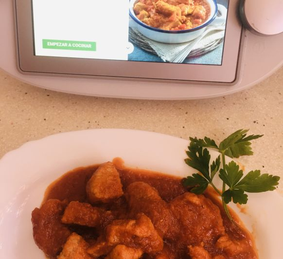 MAGRAS CON TOMATE Thermomix®