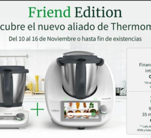 Thermomix® FRIEND ATERRIZA EN ESPAÑA