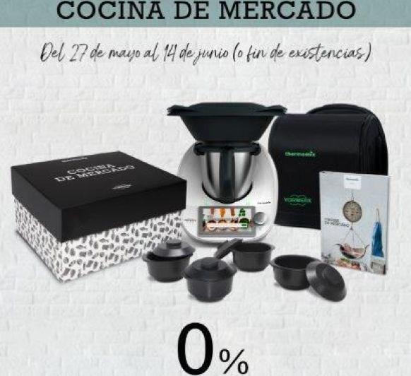 Thermomix® EN'' EL MERCADO '' DE PROMOCIÓN