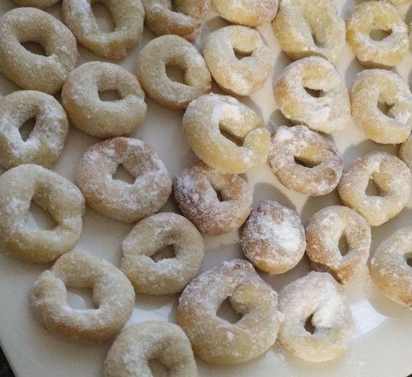 Rollitos dulces