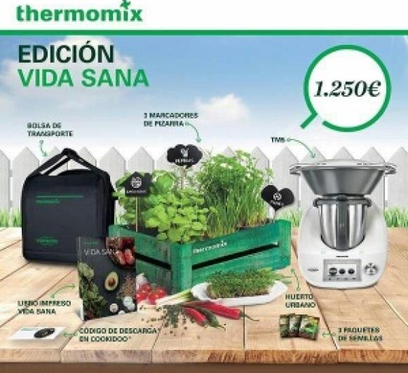 EDICION VIDA SANA 3 aniversario Thermomix®
