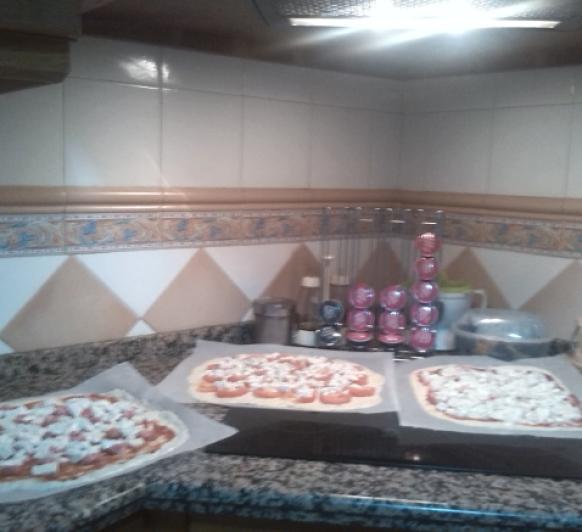 COMO PREPARAR UNA BUENA BASE DE PIZZA