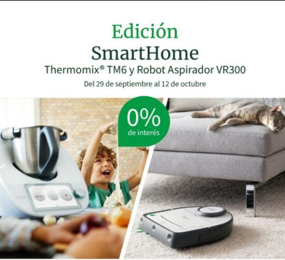 Increíble Promoción TM6 Y VR300 Interés 0%