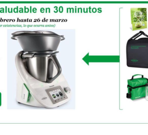 Edición Cocina Saludable en 30 min al 0% de interés