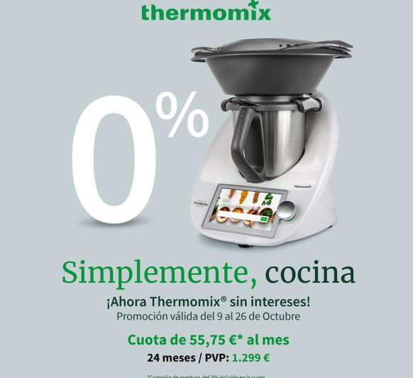 Thermomix® 0% SIN INTERESES