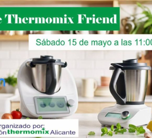 Clase Thermomix® Friend