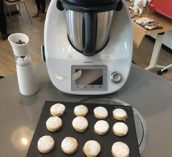 MANTECADOS CON Thermomix®