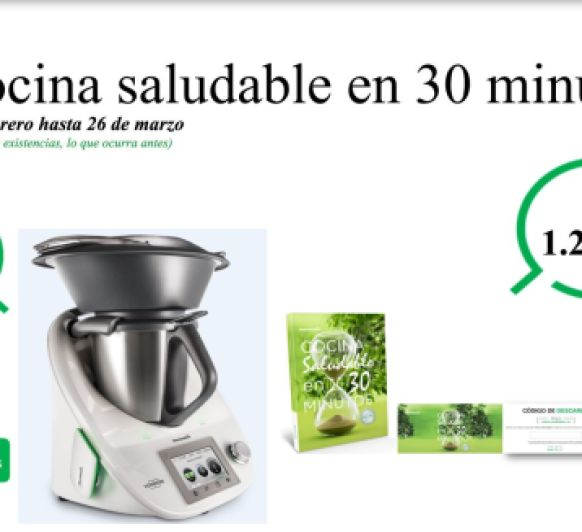 Thermomix® cocina saludable