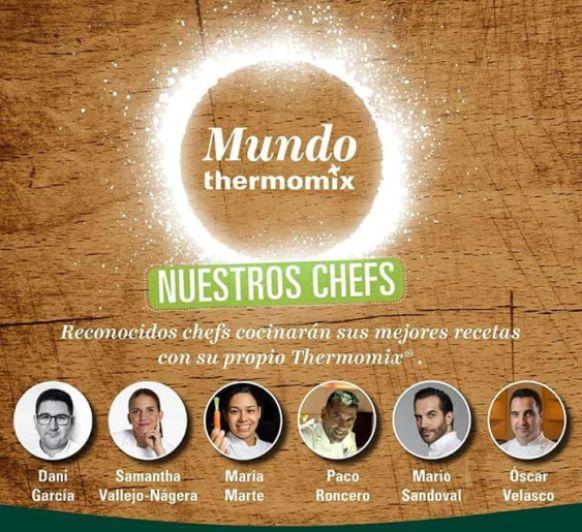 MUNDO Thermomix® ...MASTER CLASS.