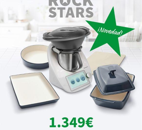 Nueva edición set de menaje profesional de cerámica de gres!!!