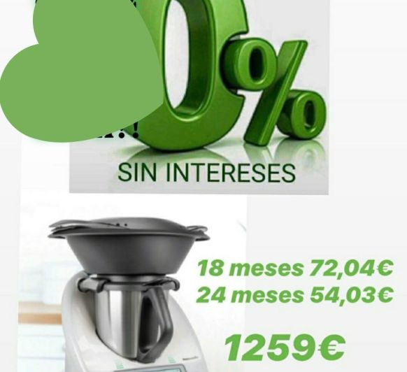 Thermomix® 6 a 0%