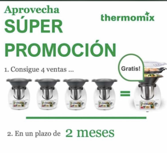 Consigue tu Thermomix® 6 a coste 0