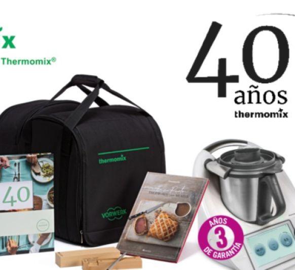 Promoción Thermomix® 40 aniversário