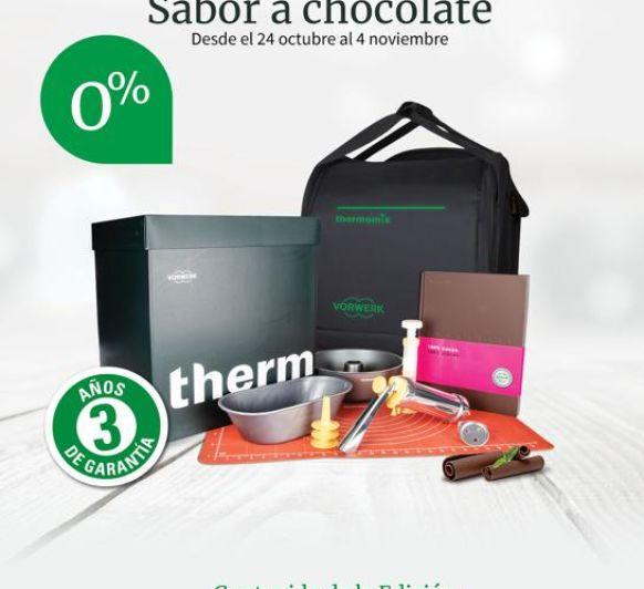 NUEVA EDICIÓN SABOR A CHOCOLATE