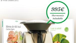 Para una vida saludable, Thermomix® es la mejor opción.