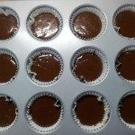 Volcán de Chocolate!! también conocido como Coulant de chocolate.