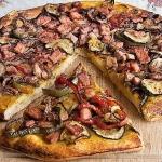 Masa pizza Sin Gluten